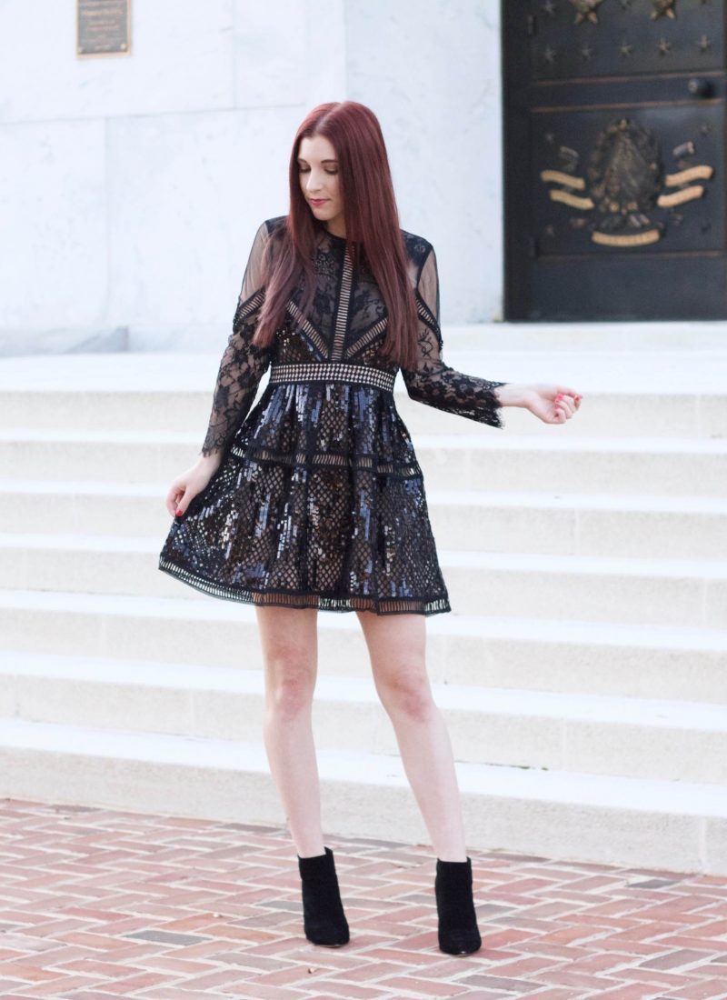 Vampy Goodness: Hold Everything - You Need This Dress // She Saw Style