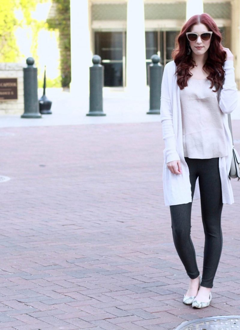 From Work to Play: Treggings - What They Are and Why You Need them