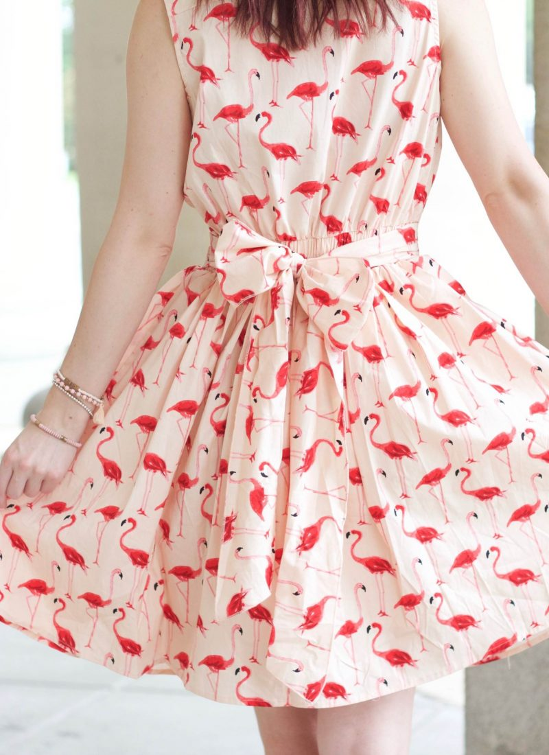 The Perfect Party Dress for Summer