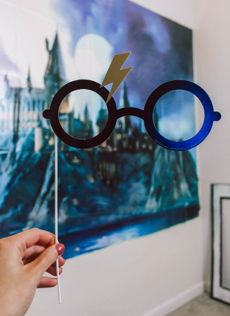 DIY Harry Potter Party + The Best Butterbeer EVER