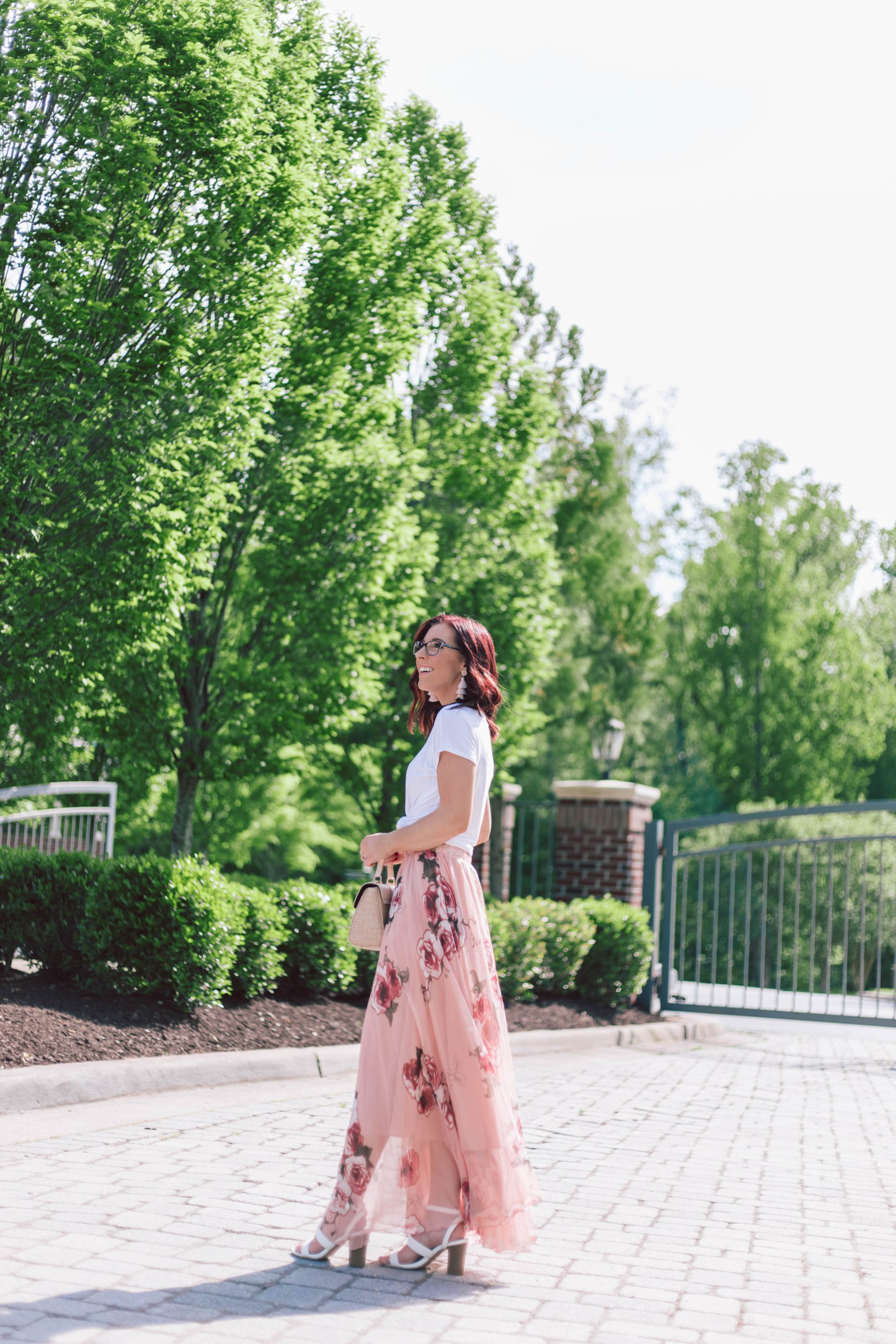 Eye-Catching Maxi Skirts That Will Slay Every Spring