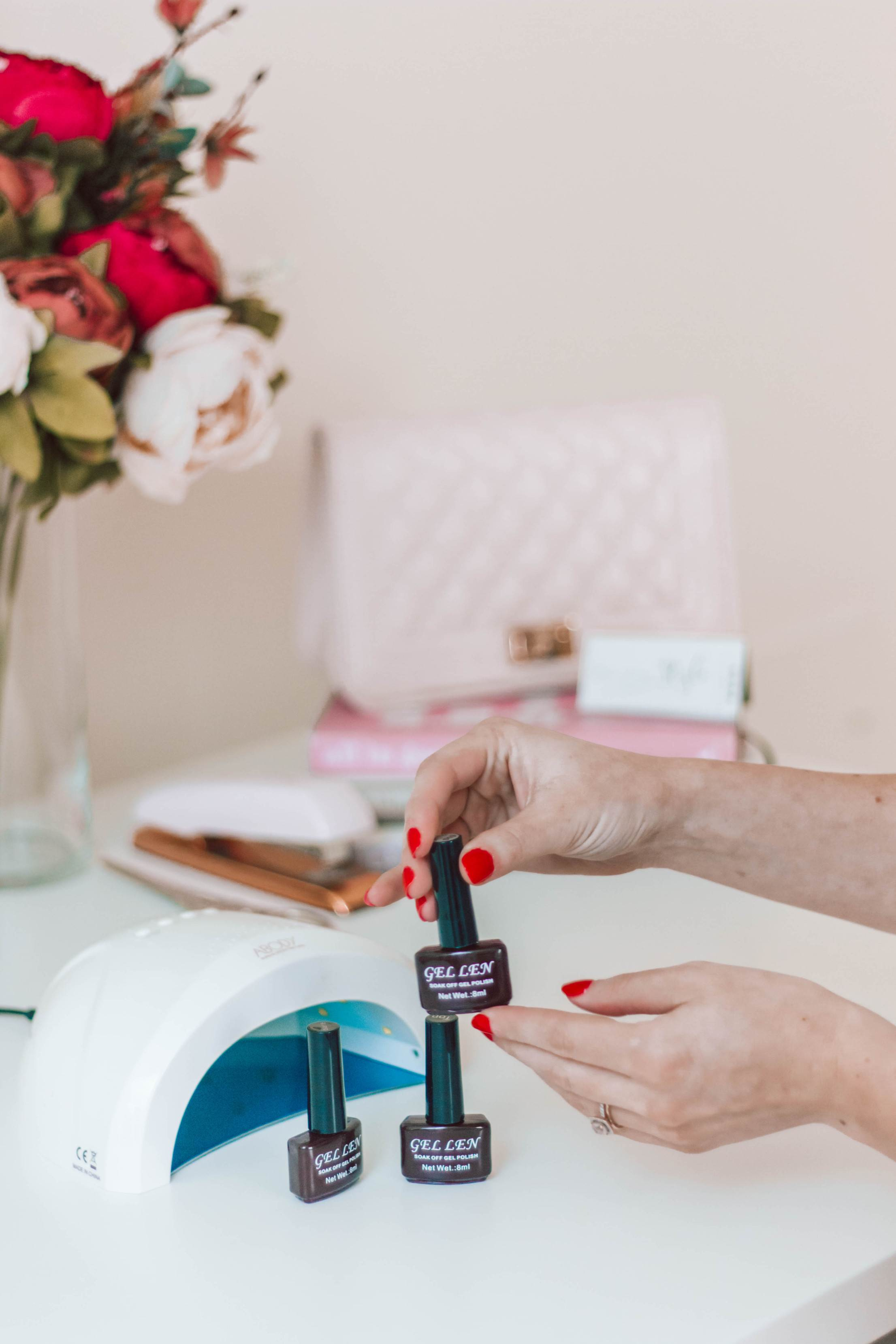 At-Home Gel Manicures (And How to Remove Them)