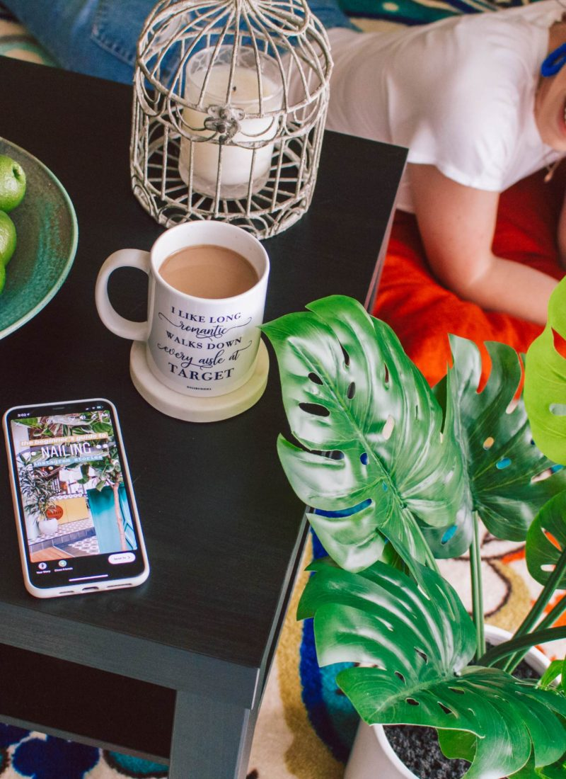 The Beginner's Guide to Nailing Instagram Stories | She Saw Style