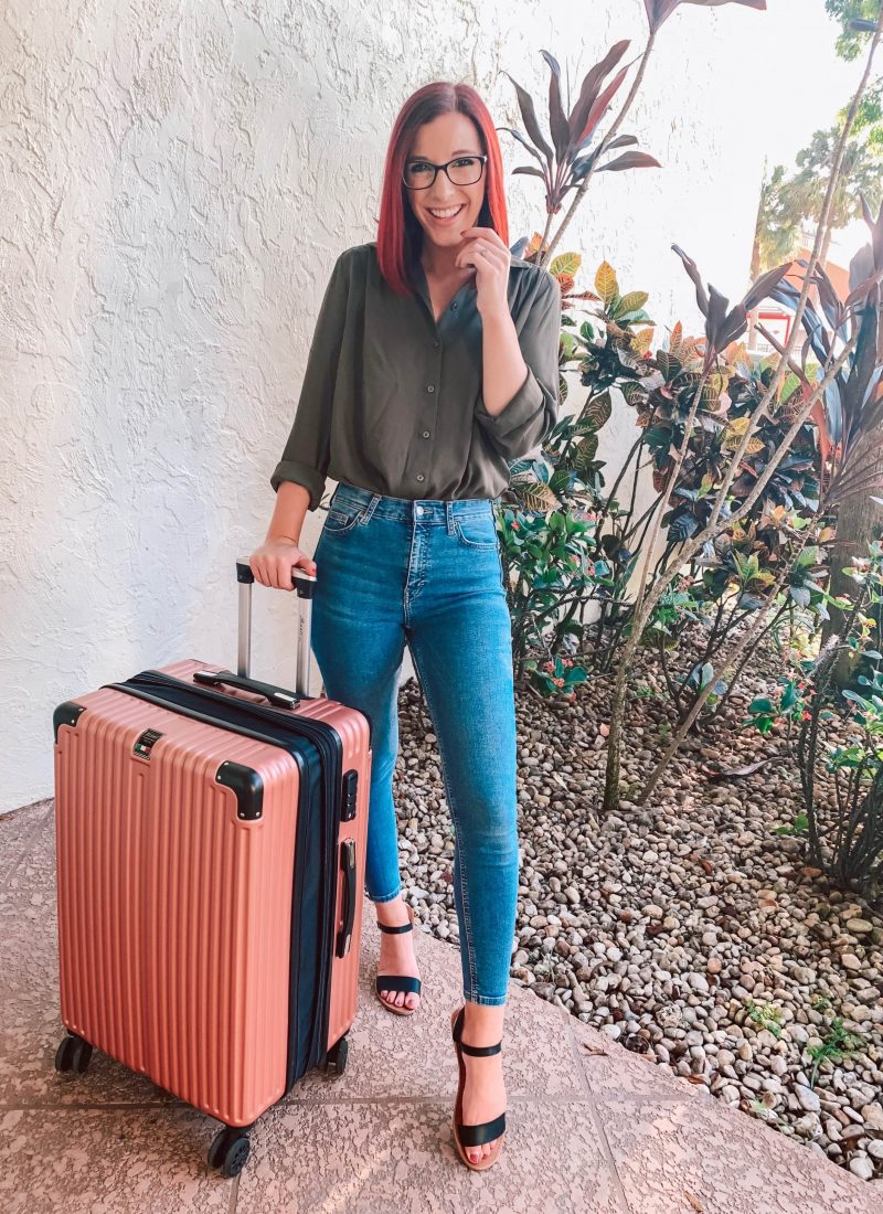 Four Essential Travel Outfits for Summer | She Saw Style