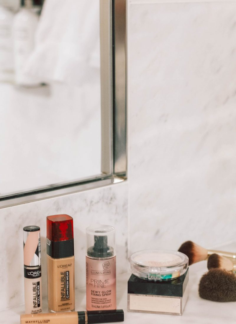 The Easiest Full-Coverage Makeup Routine | She Saw Style