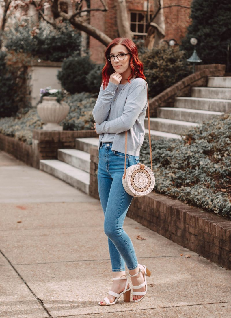 My Favorite Way to Wear Multiple Shades of Blue