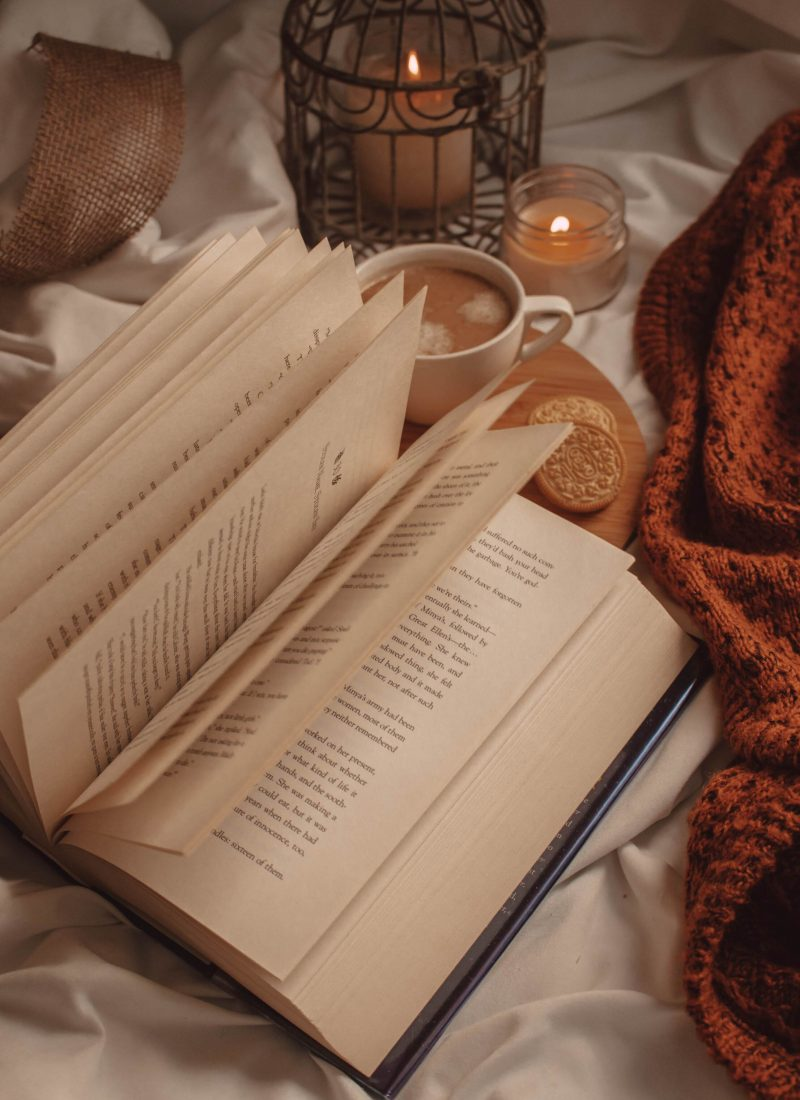 5 Books to Immediately Add to Your Reading List