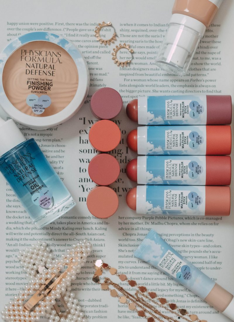 How To Make the Most of the New Natural Defense Collection by Physicians Formula