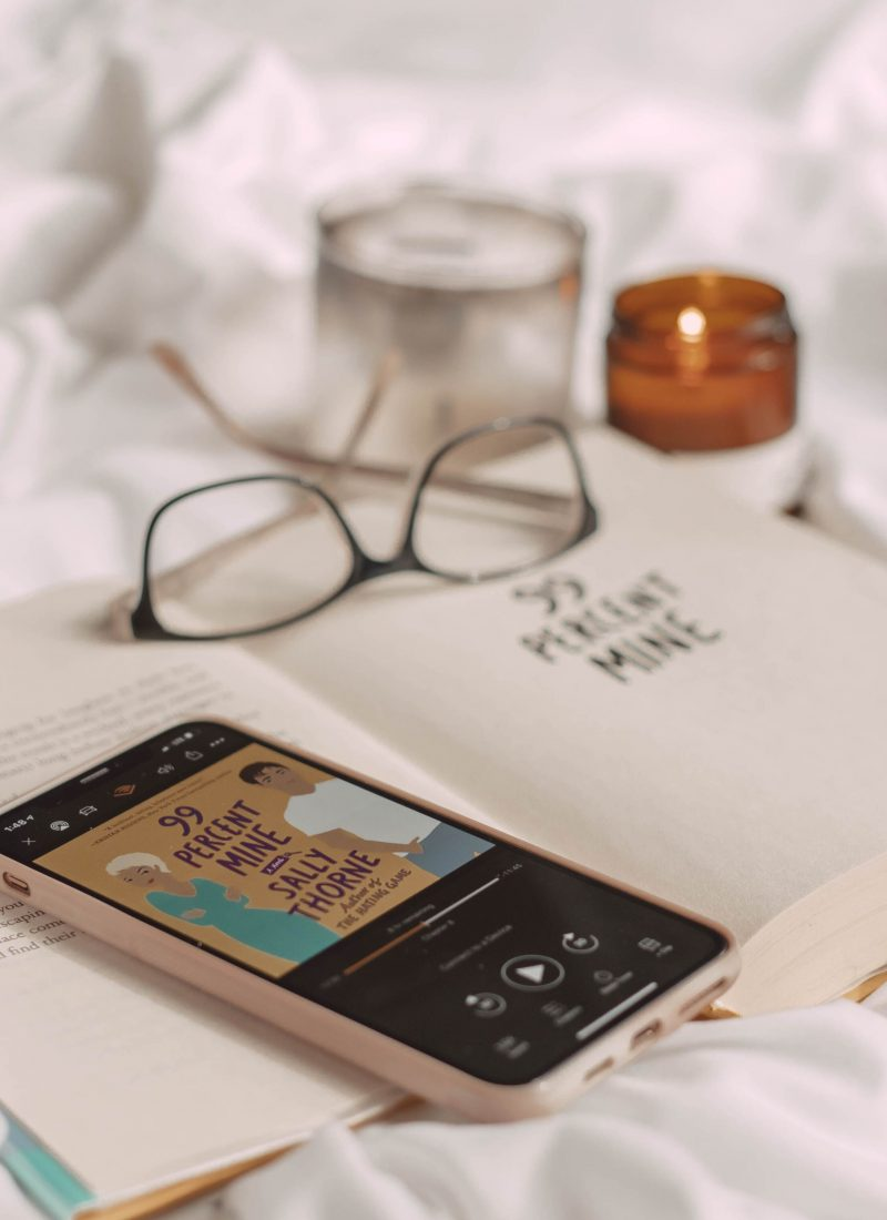 15 Audiobooks to Listen to Right This Second