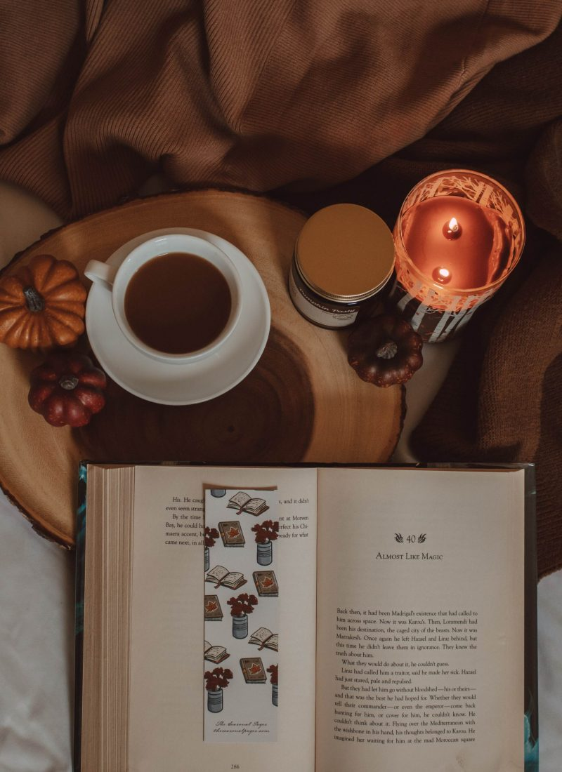 September Reading Wrap-Up | She Saw Style