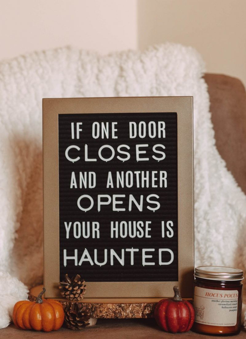 20 Funny Fall Quotes for Your Letterboard