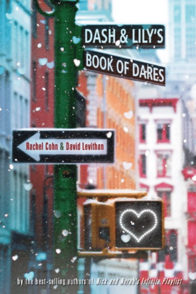 Dash & Lily's Book of Dares (Dash & Lily #1) - Rachel Cohn, David Levithan