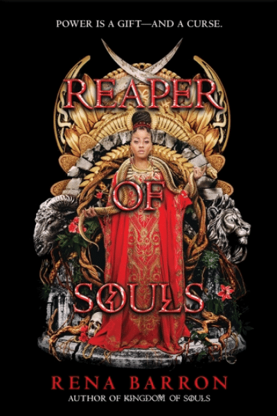Reaper of Souls (Kingdom of Souls #2) by Rena Barron