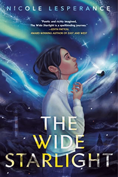 The Wide Starlight by Nicole Lesperance