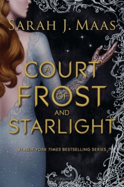 A Court of Frost and Starlight by Sarah J Maas