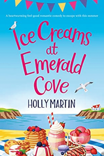 Ice Creams at Emerald Cove by Holly Martin