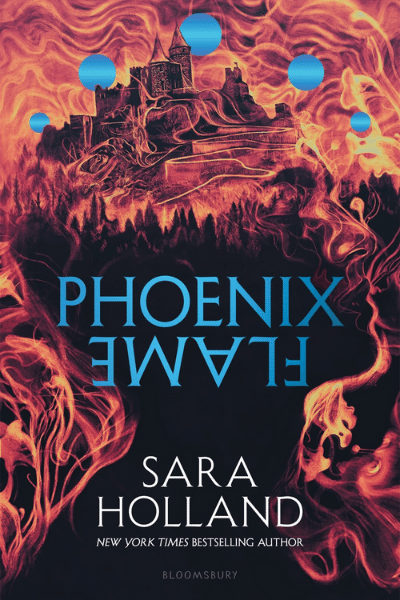 Phoenix Flame by Sarah Holland
