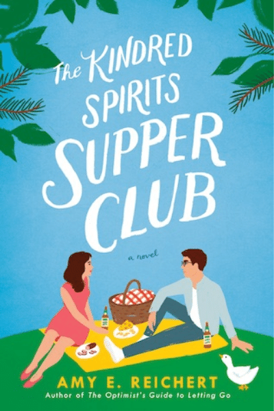 The Kindred Spirits Supper Club by Amy E Reichert